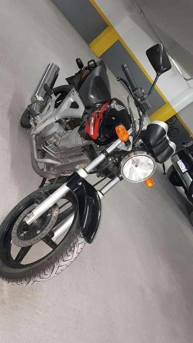Vendo Honda Twister Impecable