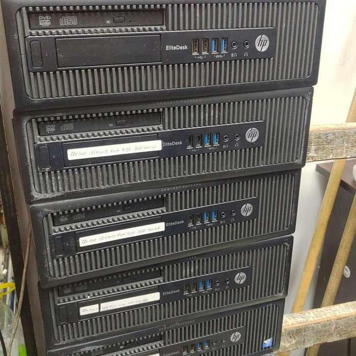 Cpu Core I7 4790 Hp 4th Generación Webca