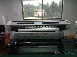 Impresora de Gigantografia Ecosolvente Alta resolución 1440 dpi