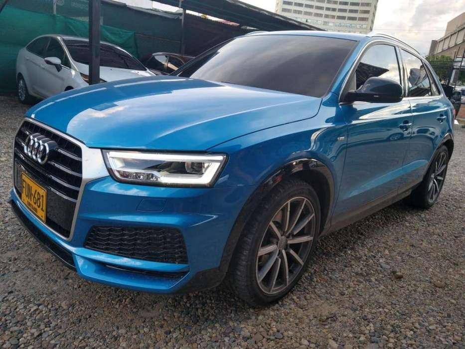 <strong>audi</strong> Q3 2018 - 6321 km