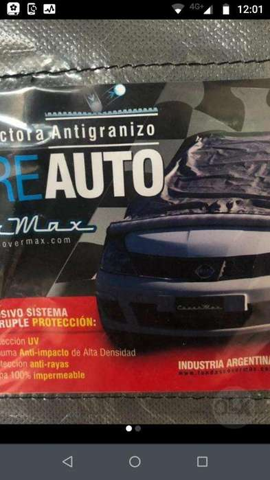 Funda para Auto N 4