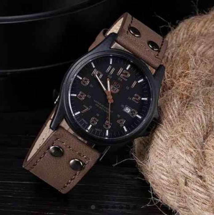 El Mejor Reloj Hombres