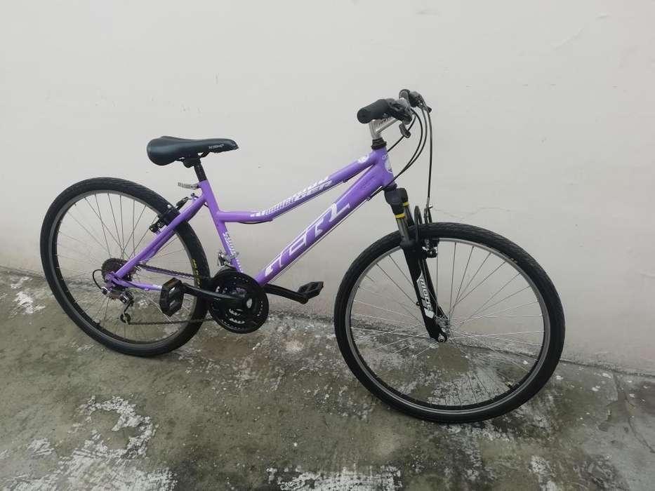 Bicicleta GER rin 26 en venta