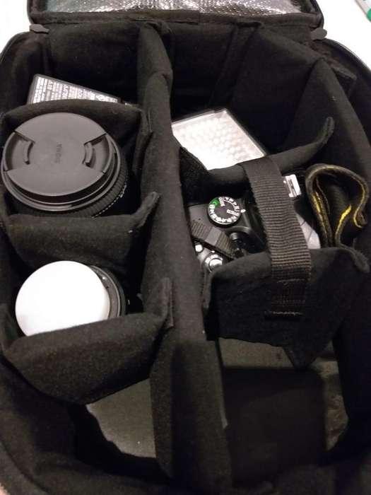 Cámara Dslr Nikon D3300 <strong>accesorios</strong>