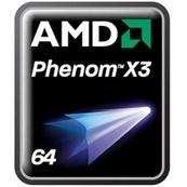Procesador AMD Phenom X3 tres nucleos reales, en PALMIRA