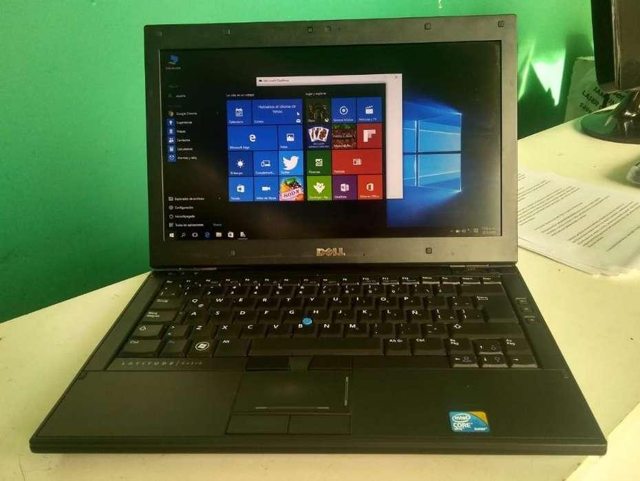 Notebook Dell I5 4 Gb 500 Bateria Nueva