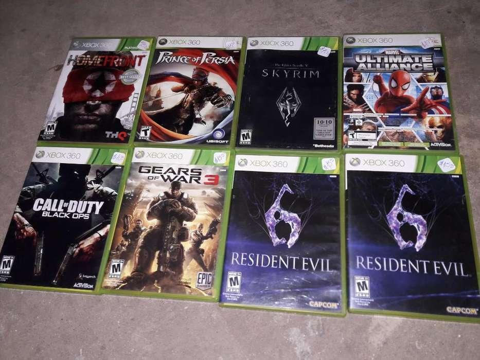 Juegos Originales Xbxo360