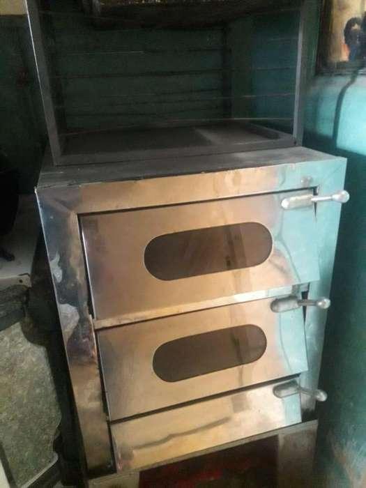 Venta de equipo para panadería incluido refrigerador mediano