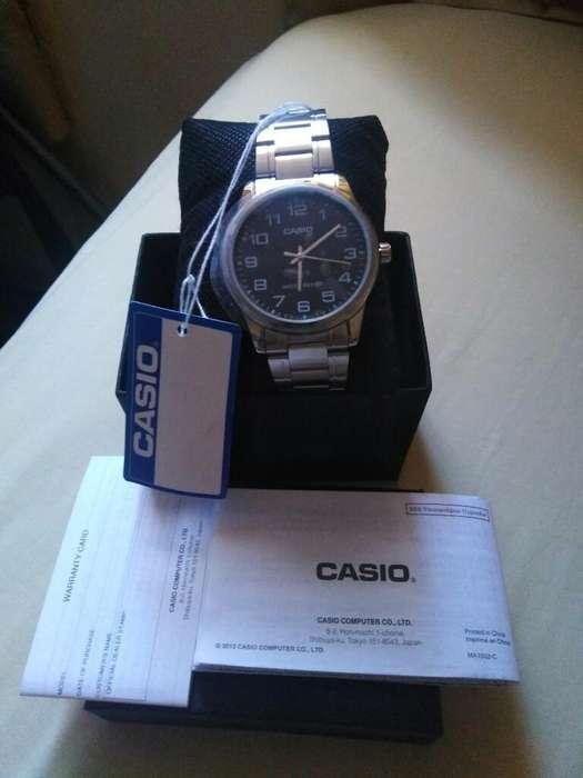 Vendo Reloj Casio Nuevo