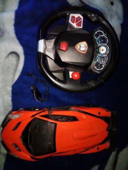 Carro de Control Remoto con Bateria Y Ca