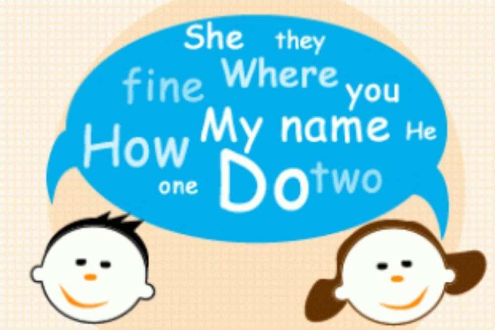 Clase Personalizadas de Ingles para Niño