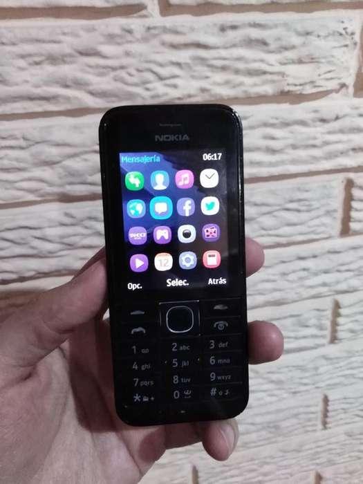Nokia 220 Libre en Buen Estado. 20 Fijos