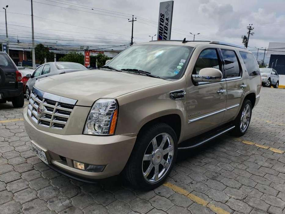 Cadillac Escalade 2010 - 85000 km