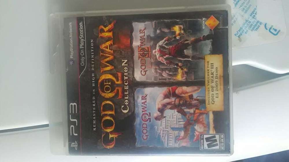 God Of War Collection La Demo Del 3