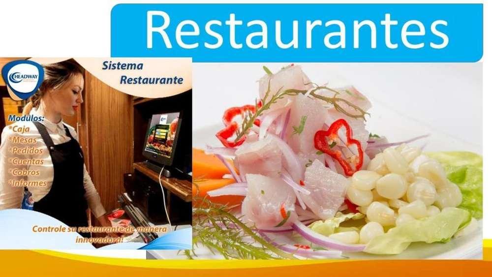 Sistema restaurante con facturacion electronica