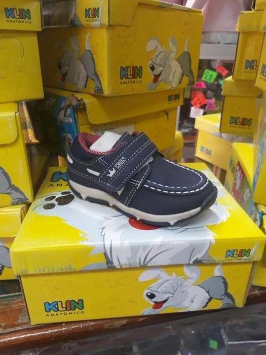 Zapatillas para Niños Klin Lote Completo