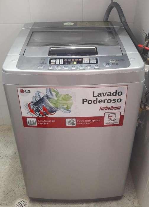 Alquiler de lavadoras LG