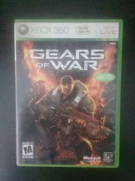 Gears Of War Xbox 360 10/10 Cambio O Vendo