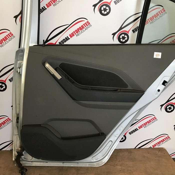 Tapizado Puerta Trasera Derecha Chevrolet Agile 1638.75 Oblea:019200000
