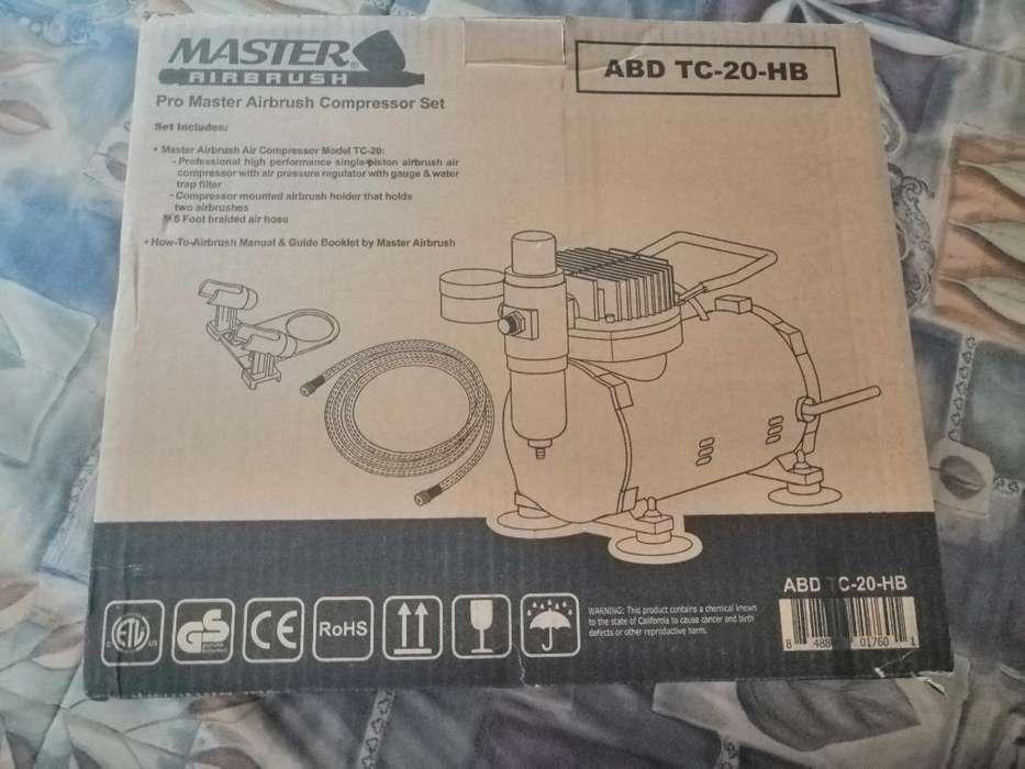 Aerografo Master Airbrush Nuevo