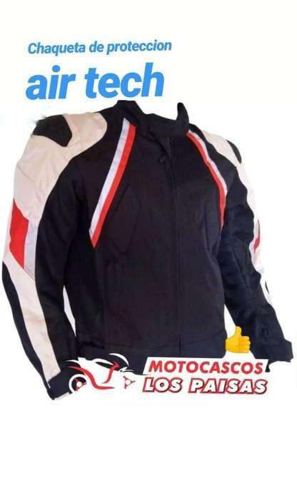 Chaqueta de Proteccion para Moto