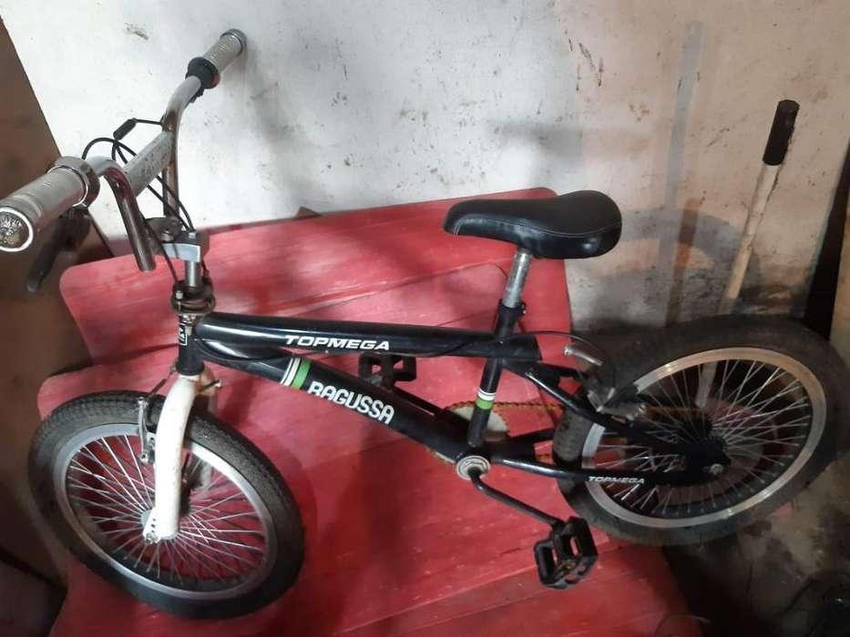 Bici Bmx Top Mega