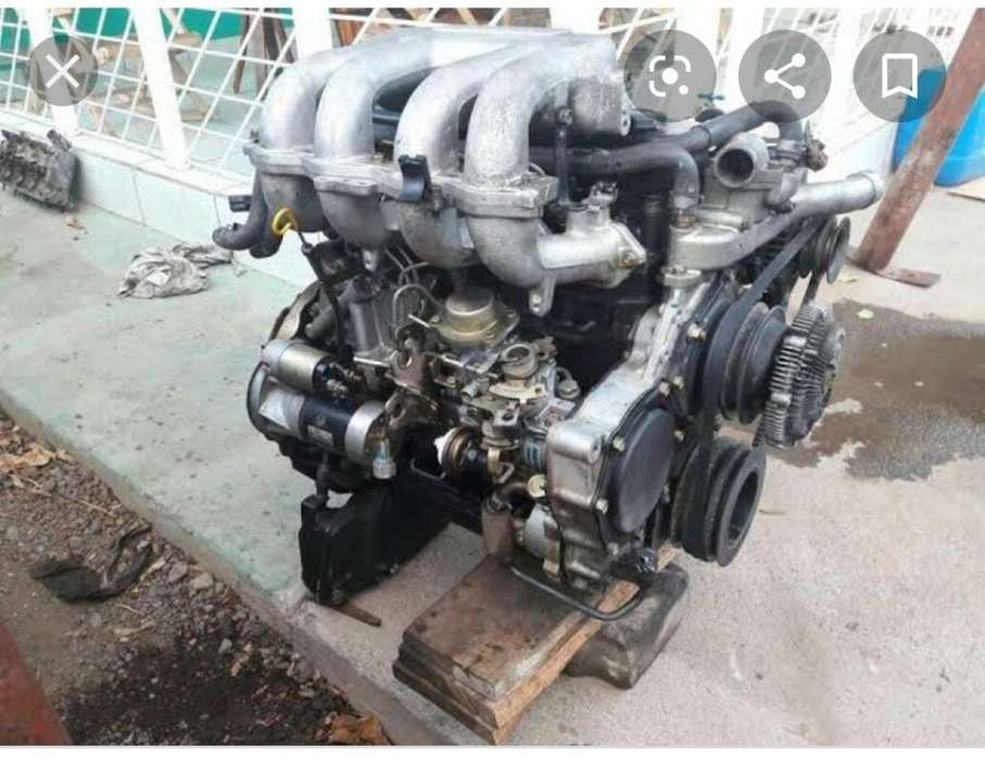 Motor Nissan Qd32 Petrolera con Document