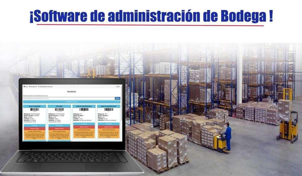 Software para administrar Bodegas