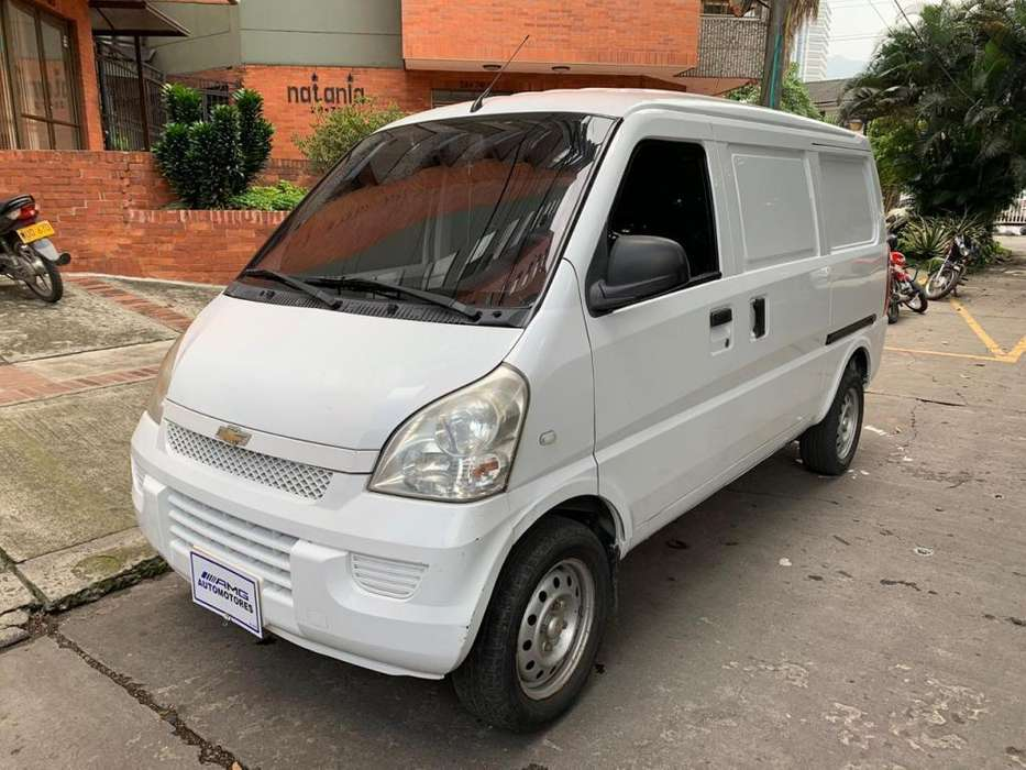 Chevrolet N300 2012 - 100000 km