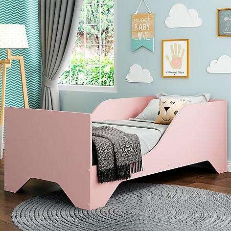 cama mini para niña