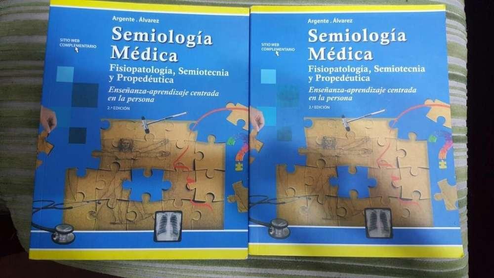 Semiologia de Argente Libro <strong>medicina</strong>