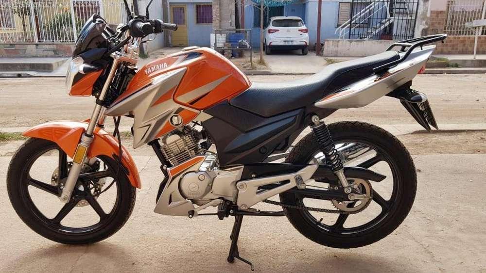 Vendo Moto Ybr 125z
