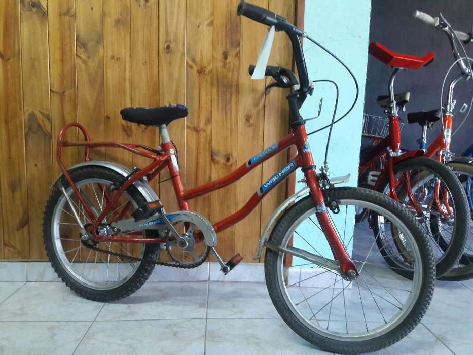 Bicicleta Playera Rodado 16 Nena