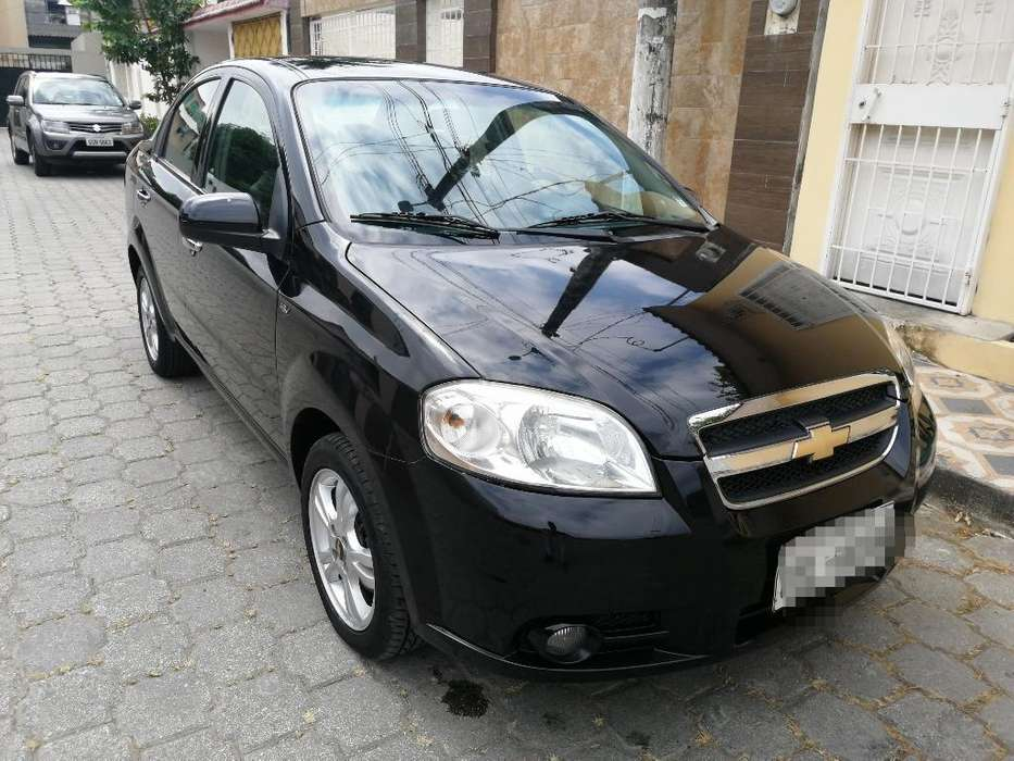 Chevrolet Aveo 2014 - 110000 km