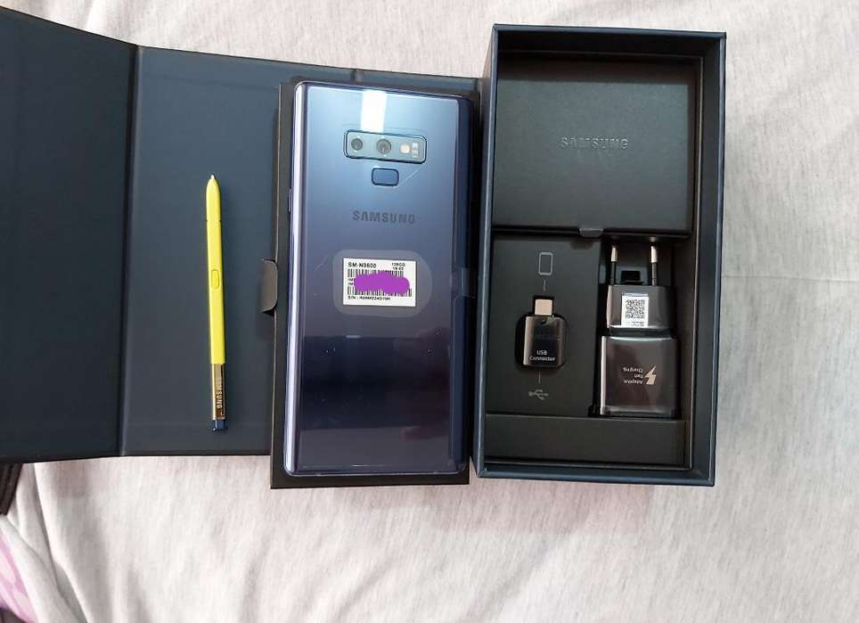 Samsung Galaxy Note 9 de 128gb