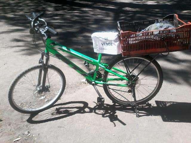 Vendo <strong>bicicleta</strong> Rin 26. Económica y en buenas condiciones
