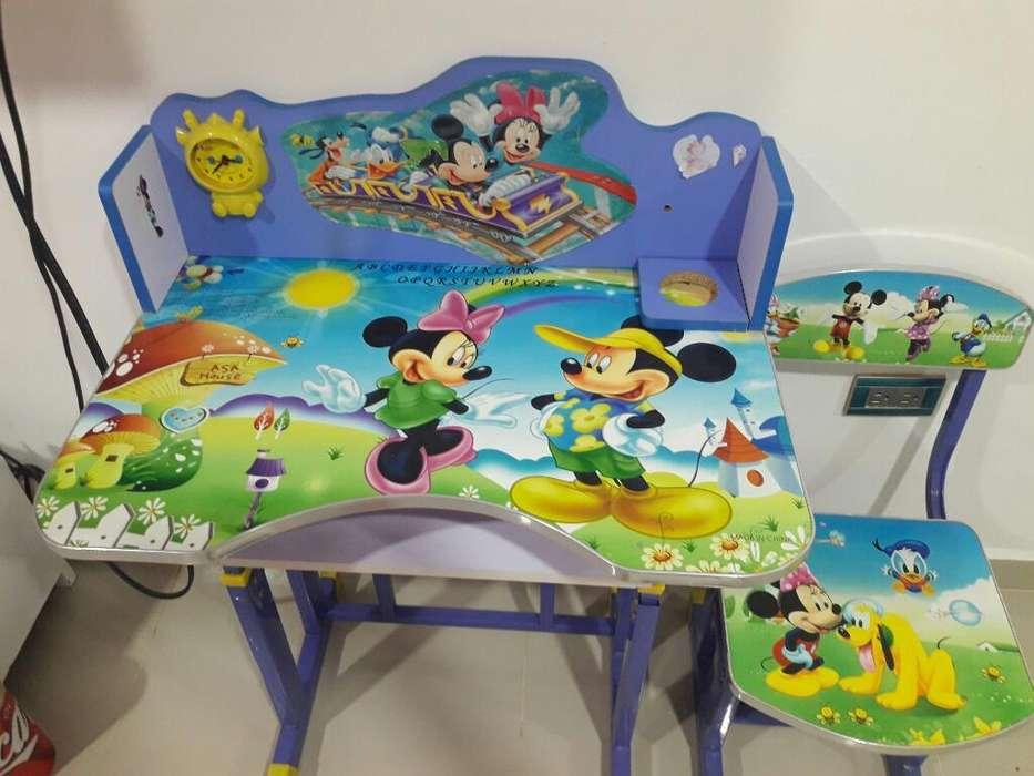 <strong>escritorio</strong> de Niño Minie Y Mikey