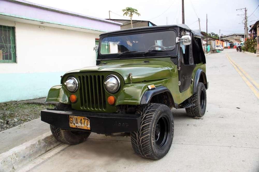 JEEP Willys 1966 - 152000 km