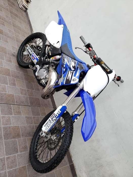 Yz 125cc 2t