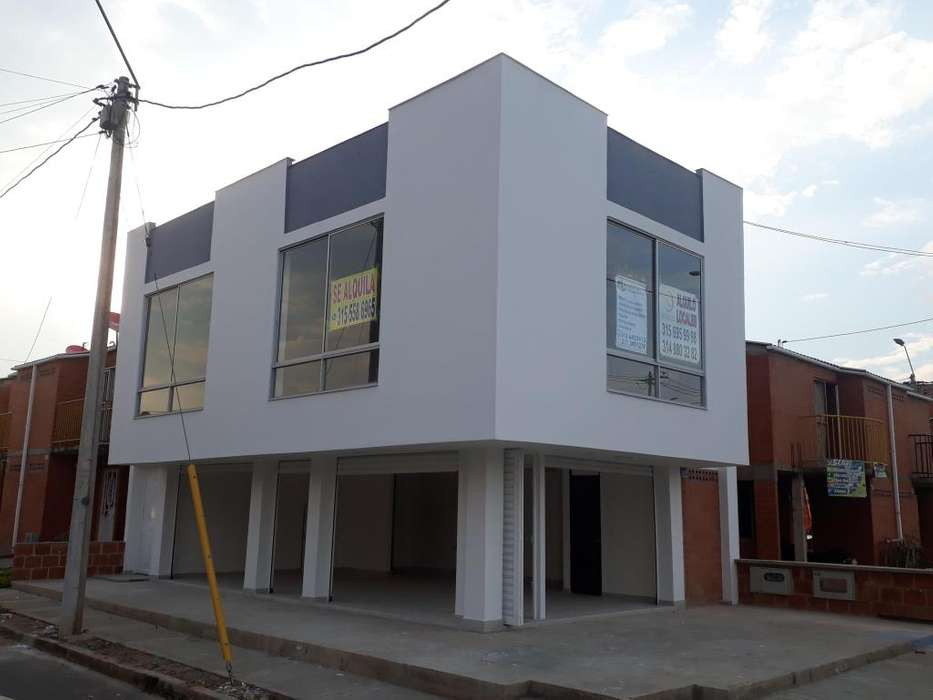 ALQUILO LOCALES BARRIO BONANZA JAMUNDI 3155586965
