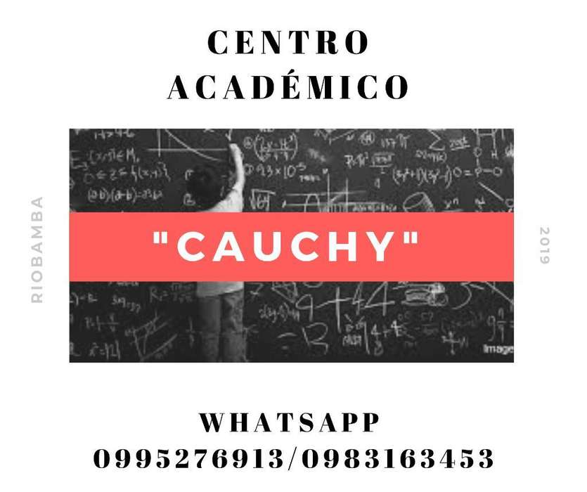 Centro Académico Cauchy