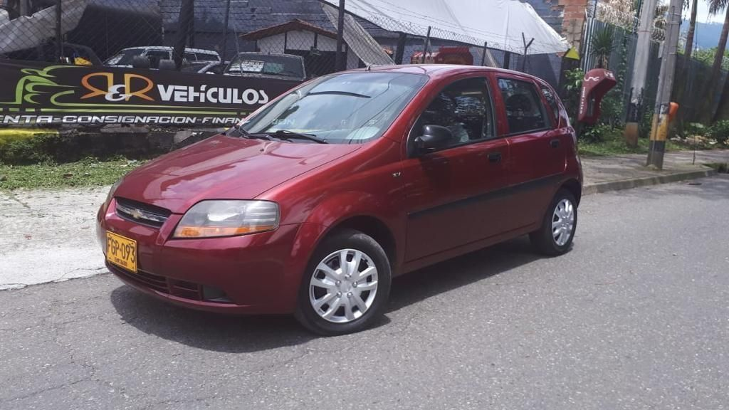 Chevrolet Aveo 5, 1.4, 2008 impecable unico dueño