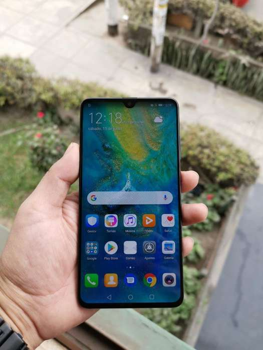 Vendo Cambio Huawei Mate 20 Dual Sim