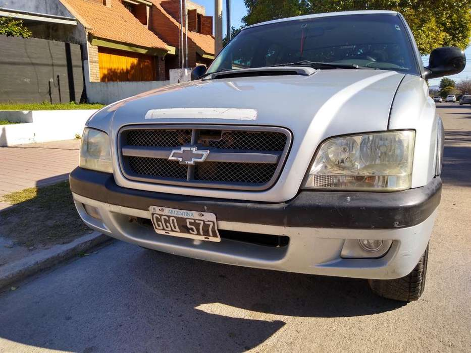 Chevrolet S-10 2007 - 220000 km
