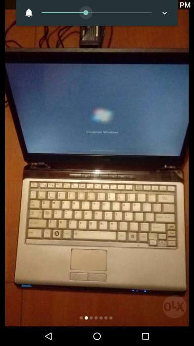 Computador Portátil Toshiba