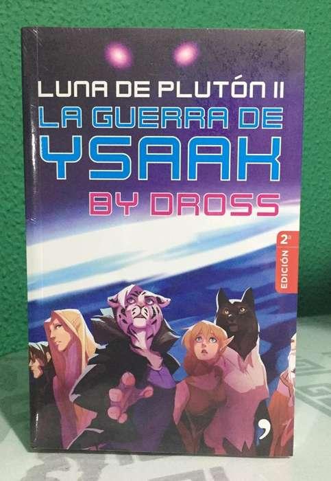 Libro Luna de Pluton ll Totalmente Nuevo