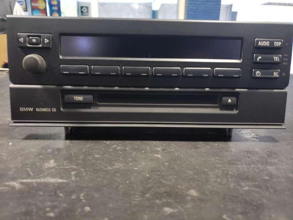 Radio Y Cd Player Bmw X5 2001