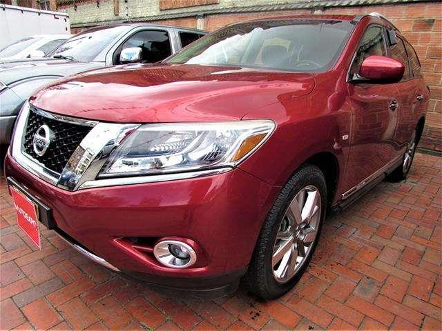 Nissan Pathfinder 2014 - 59866 km