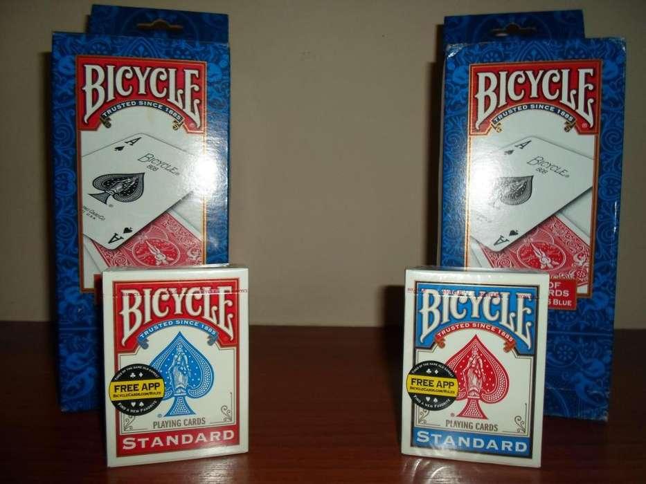 Cartas/barajas Bicycle Standard De Poker/magia/cardistry