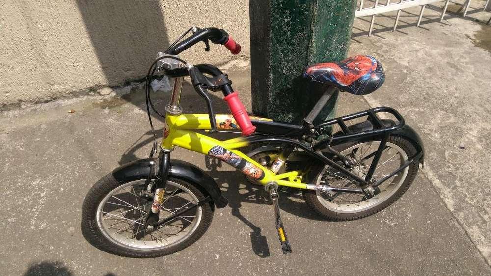 Bicicleta Niño Excelente Estado